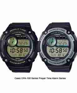 Casio-CPA-100-Prayer-Time-Alarm-series