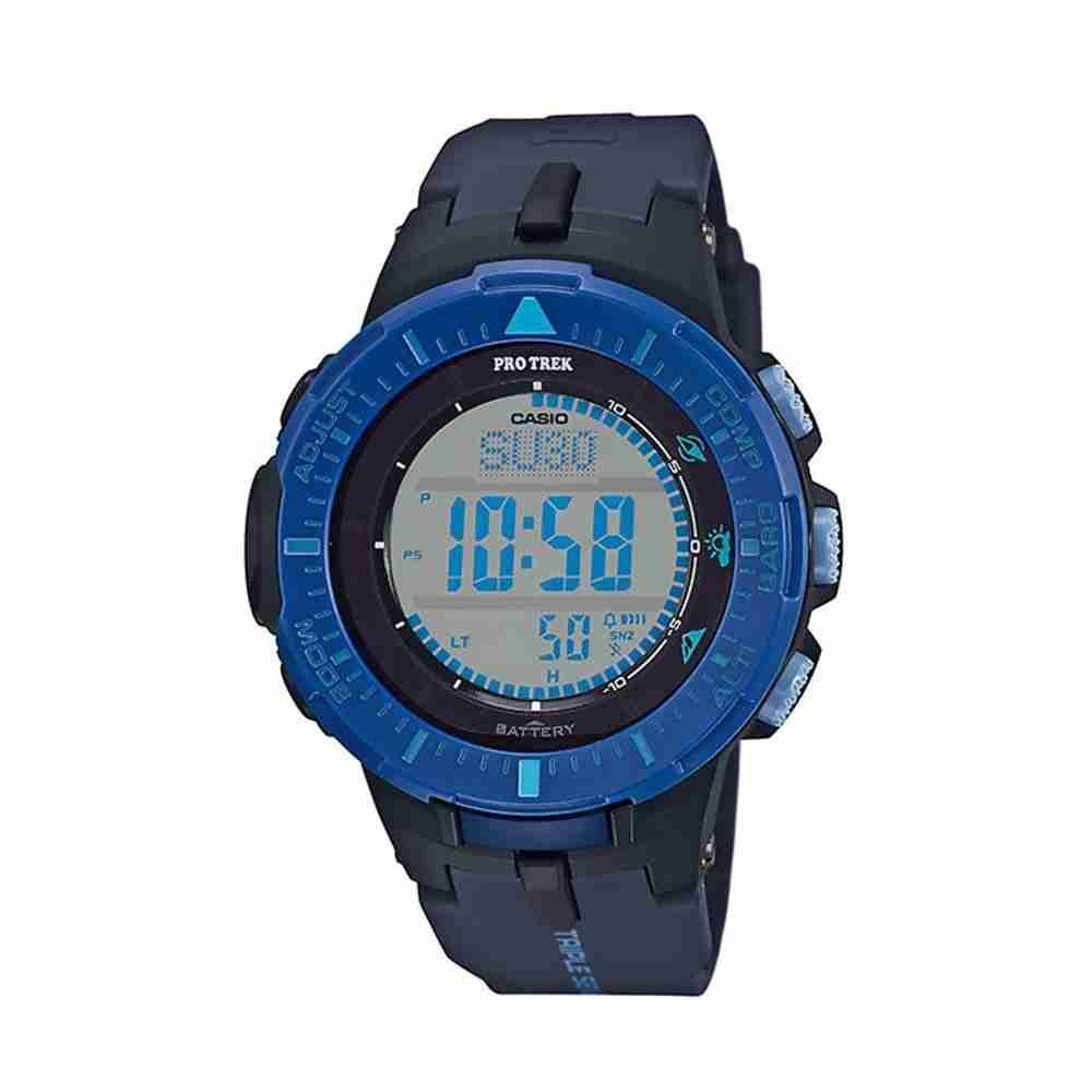 Shop for Casio Protrek PRG-300-2DR Triple Sensor Stylish Wrist Watch ... d7074bc57
