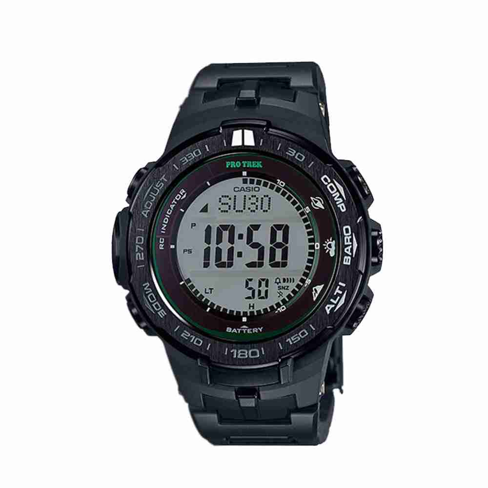 Shop for Casio Protrek PRW-3100FC-1DR Triple Sensor ...