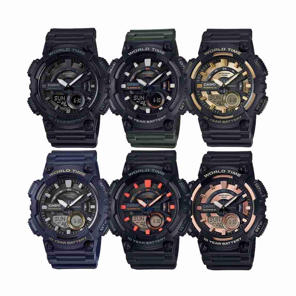 Image result for Casio Watch AEQ