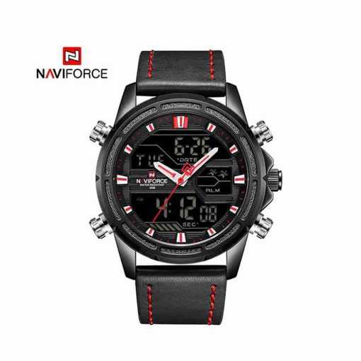 naviforce-nf9138-black-red-leather-dual-time-wc