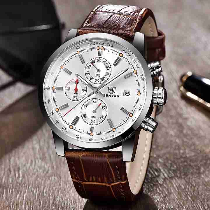 benyar-by5102 brown leather