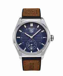 banyar-by5125-camel-leather-blue-dial-chronograph