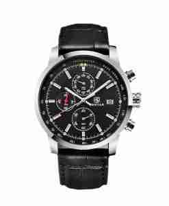 benyar-by-5102-black-leather-chrono-wc