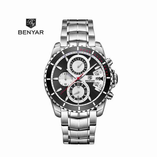 benyar-by5127-chrono-chain-black-wc