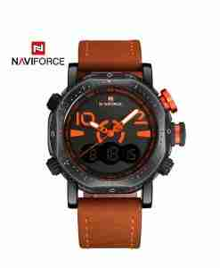 navyforce-nf-9094-orange-leather-dual-time-watch