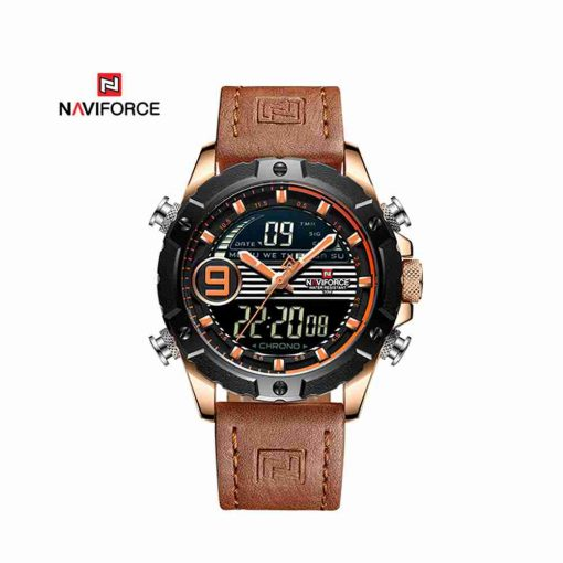 nf-9146-orange-leather-dualtime-wc