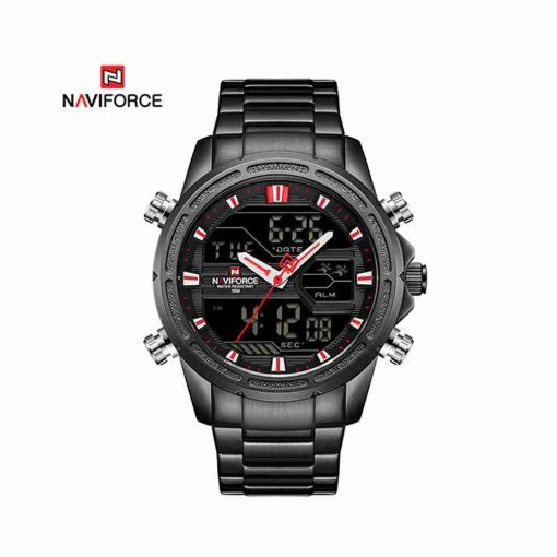 nf-9138s-black-red-steel-dualtime-wc