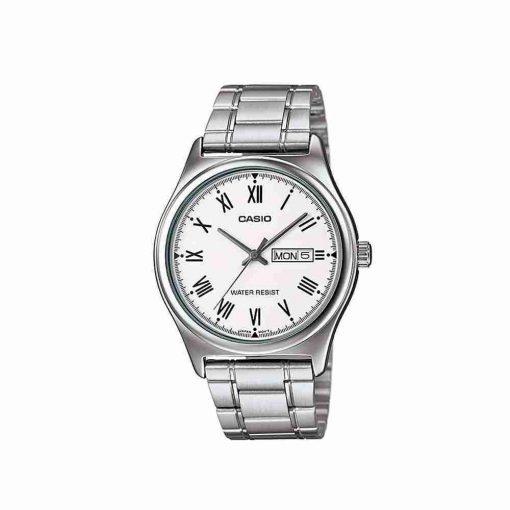 Casio-MTP-V006D-7B-white-dial