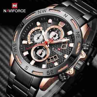 naviforce-nf-9165-black