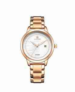 Naviforce-nf-5008-female-rosegold-watch