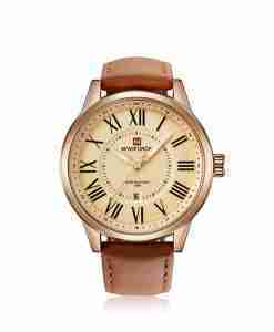 naviforce-nf-9126-golden-brown-watch