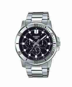 casio-vd-300d-1ev-black dial