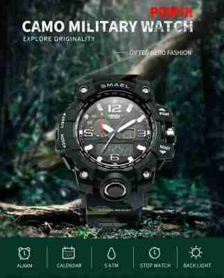 smael Army green camouflage