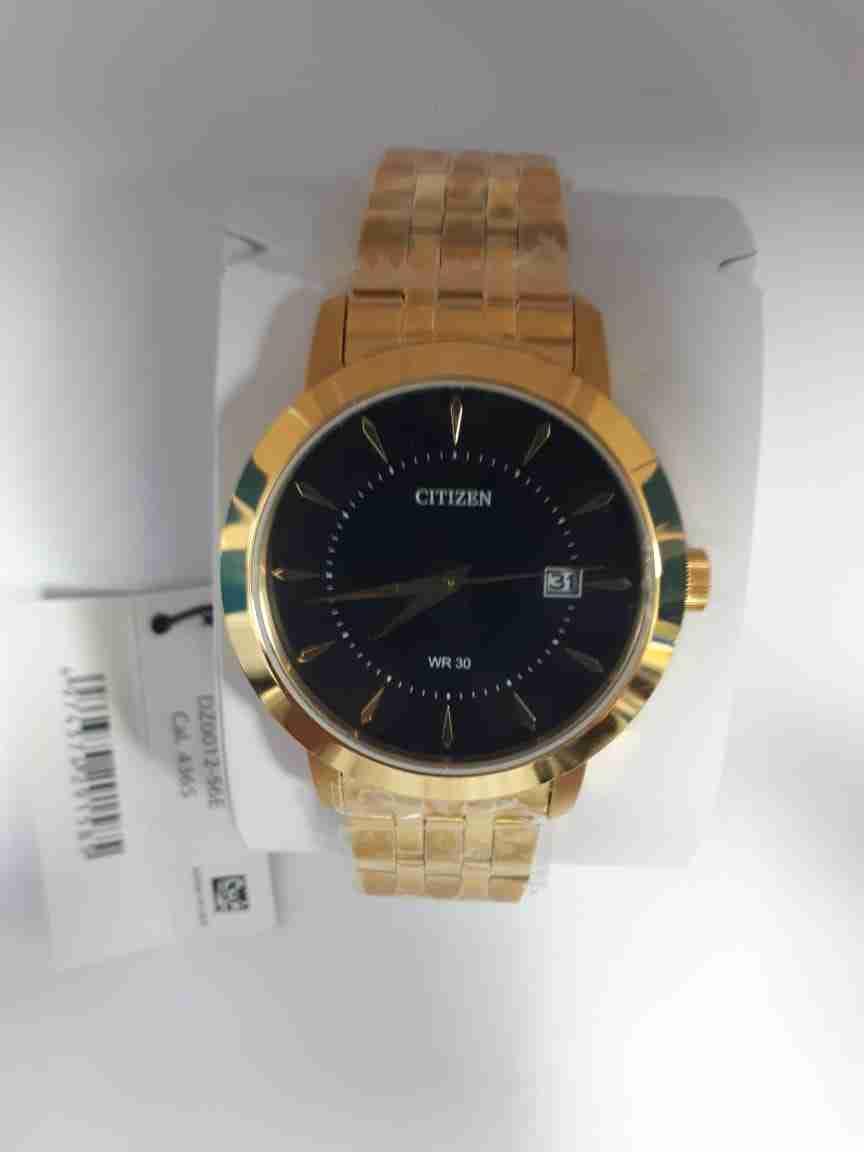 citizen-dz0012-56e-golden-black-dial