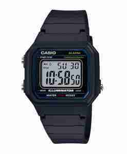 W-217H-1AV Casio Classic Square Digital Watch