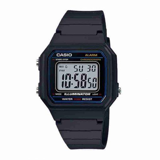 W-217H-1AV Casio Classic Square Digital Watch