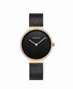 curren 9016 black female wrist watch gift fashion new