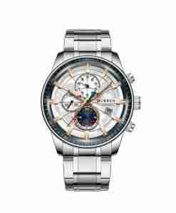 curren-8362-silver-chrono