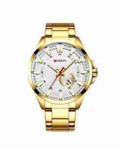 curren-8372-golden-white